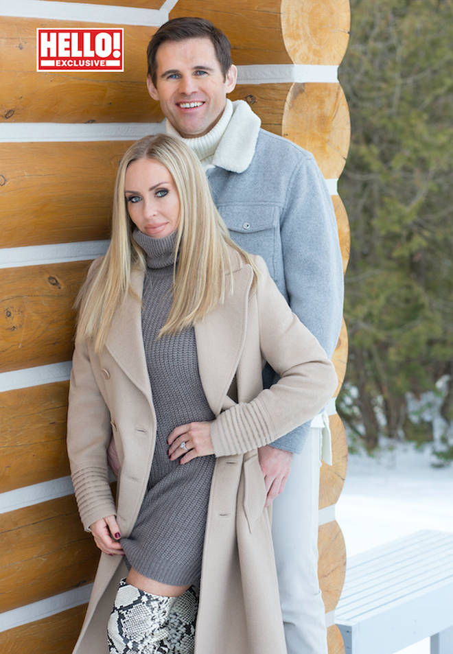Brianne Delcourt revealed she has already found her dress to wed Kevin Kilbane in