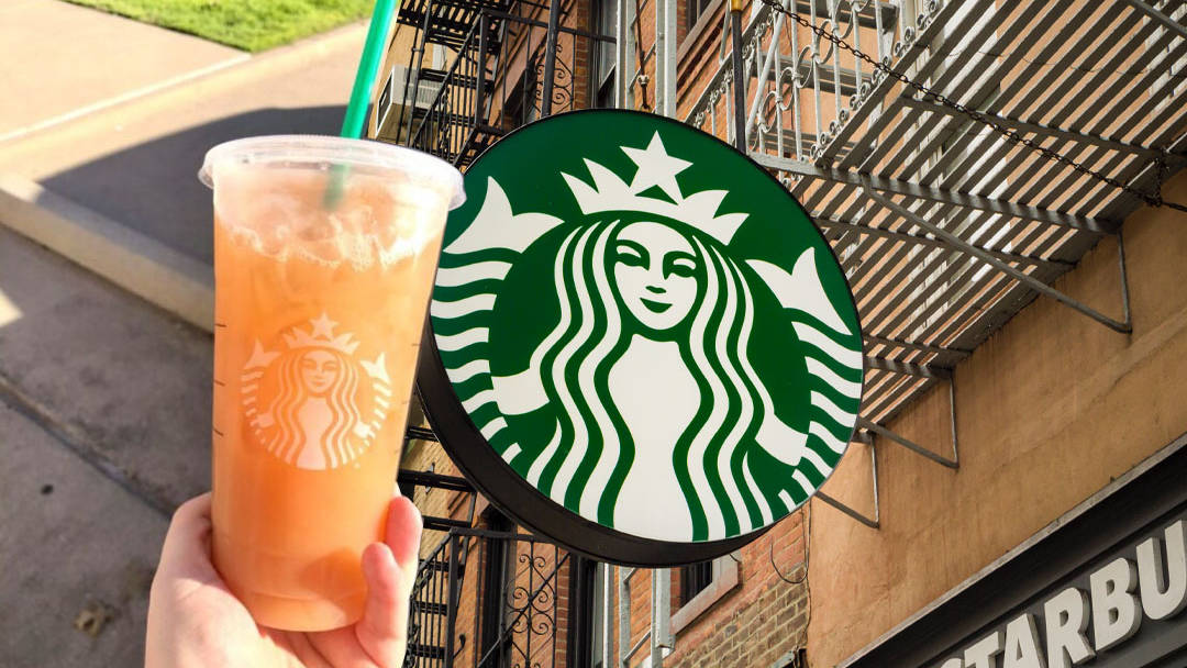 How to order Starbucks' Instagrammable 'orange drink' from their secret menu