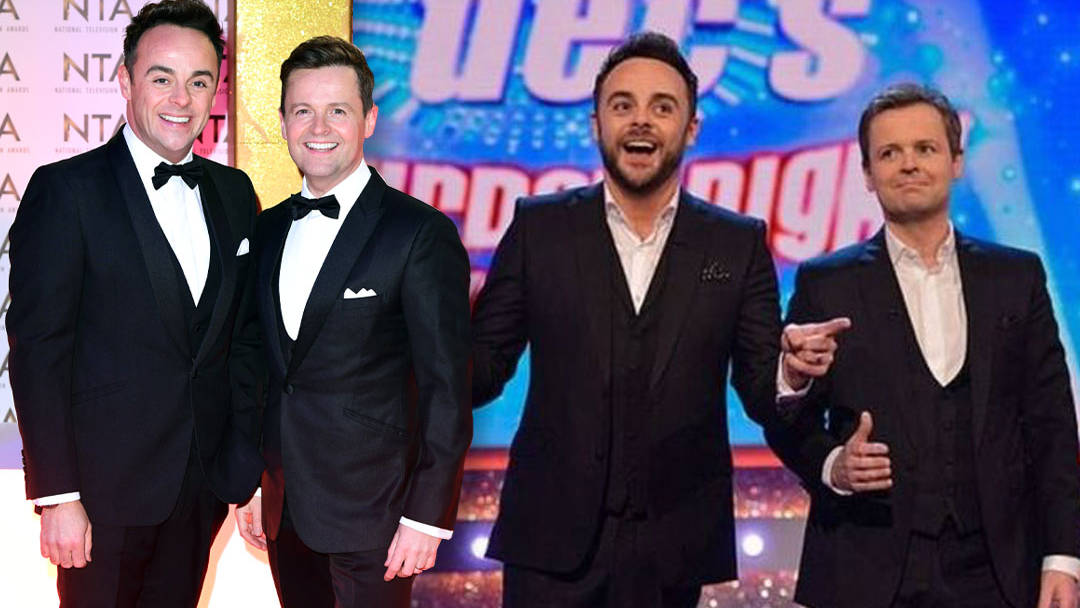 Ant and Dec in talks for their very own TV sitcom as Saturday Night Takeaway returns