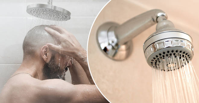 A shockingly high number of Brits admit to pooing in the shower (stock images)
