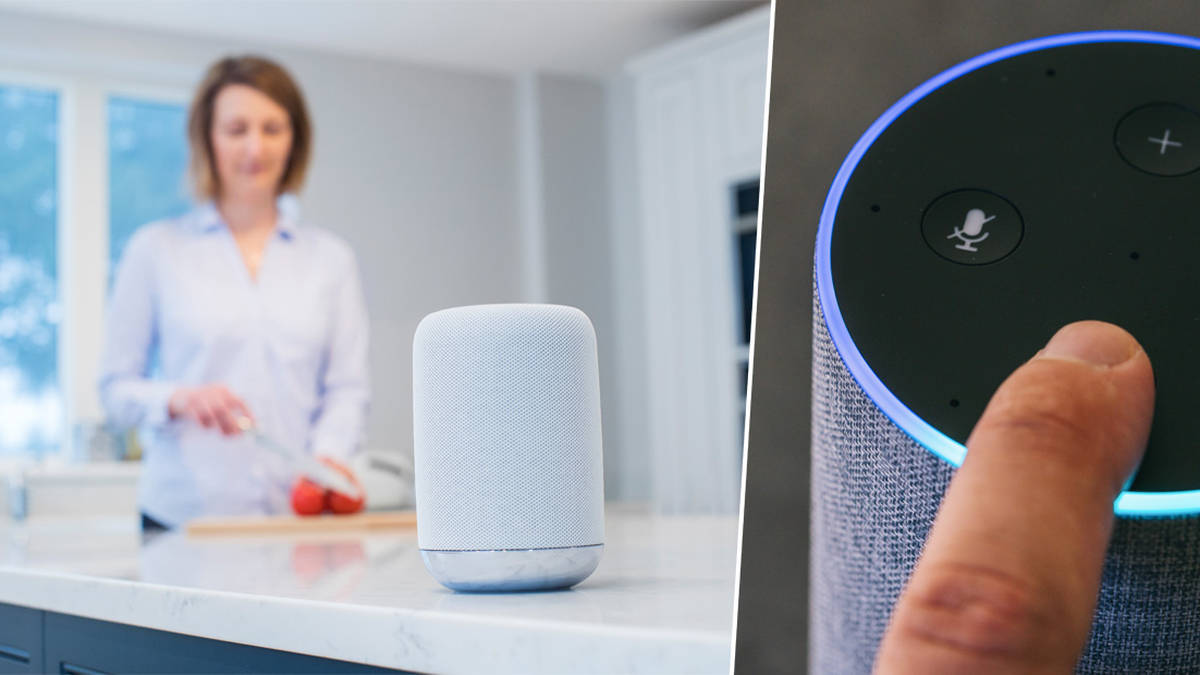 How to stop strangers listening in to your smart speakers