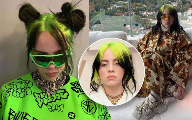 Billie is such an unique artist