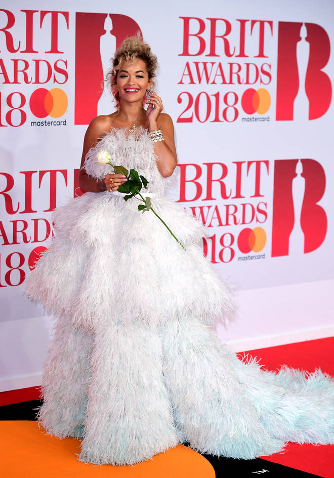 We loved this Rita Ora look back in 2018