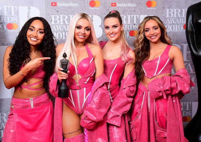Little Mix's iconic matching pink outfits reminded us of Destiny's Child
