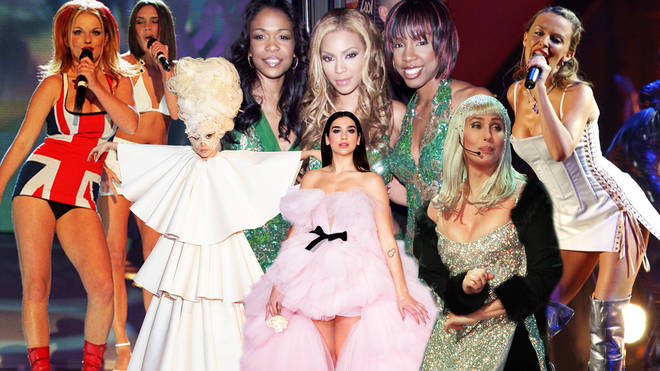 The best, worst and most shocking outfits from the Brit Awards