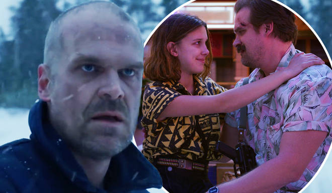 What can were expect from Jim Hopper in Stranger Things 4?