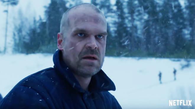 Stranger Things confirmed Jim Hopper is alive in their teaser trailer