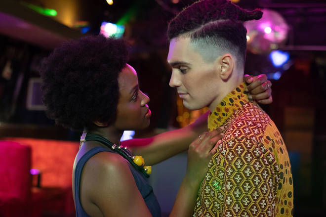 Noughts & Crosses tells the story of two lovers; Sephy and Callum