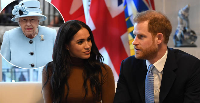Meghan Markle and Prince Harry won't be able to use 'Sussex brand'