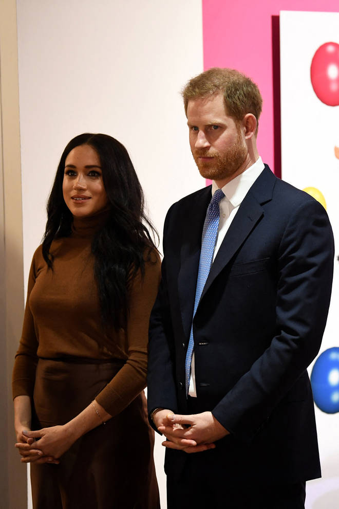 Meghan and Harry will reportedly have to rebrand