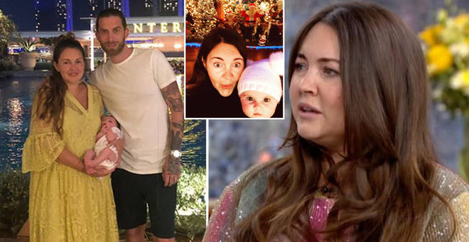 Lacey Turner has opened up about her previous miscarraiges