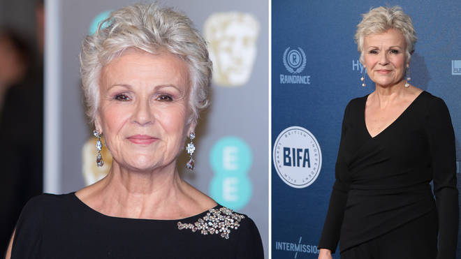 Julie Walters has opened up about battling bowel cancer