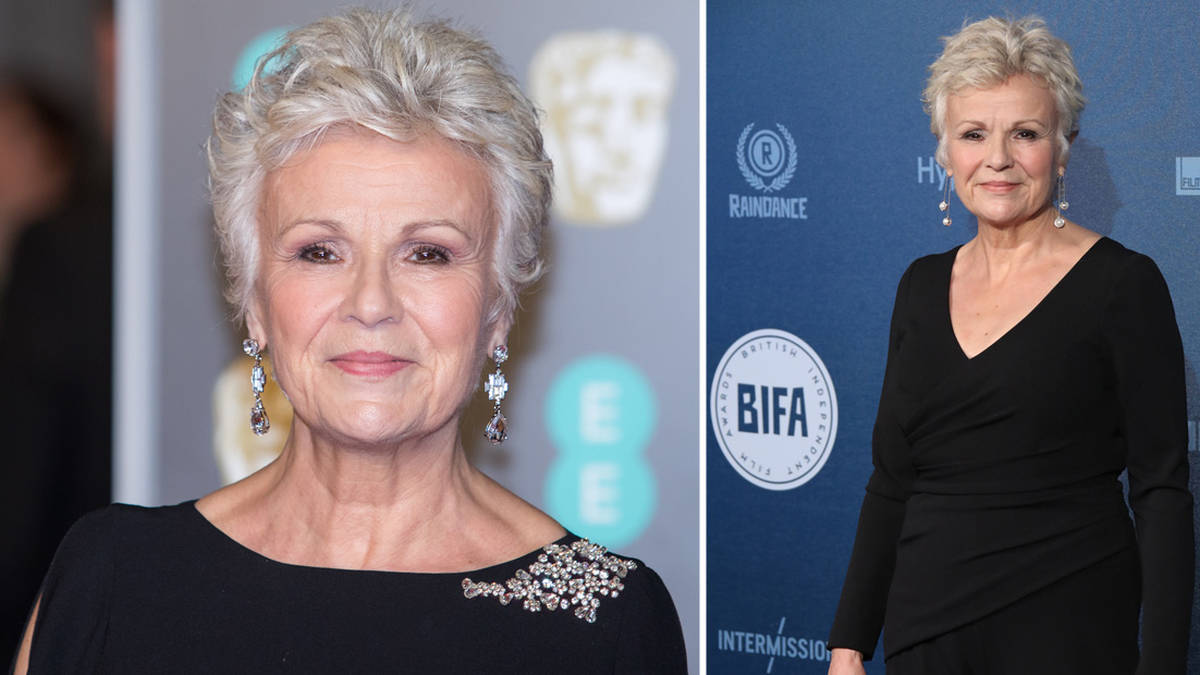 Dame Julie Walters Reveals Secret Bowel Cancer Battle After Surgery And Chemotherapy Heart