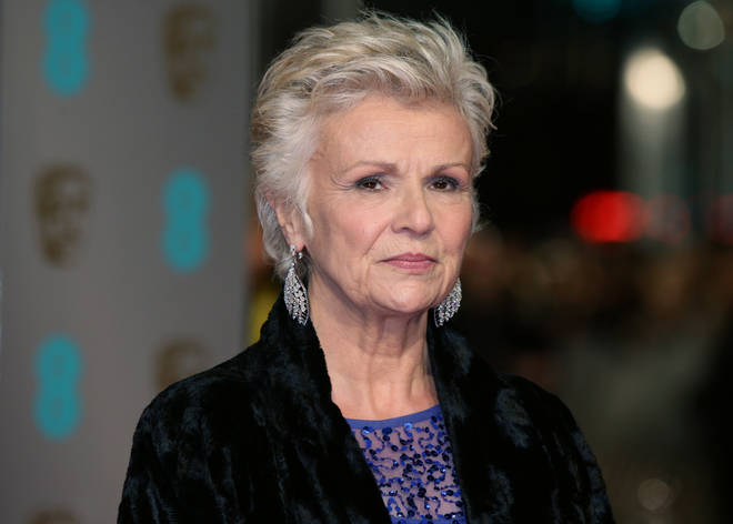 Julie Walters has opened up about her bowel cancer diagnosis
