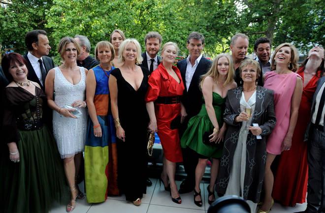 Mamma Mia premiere 2008
