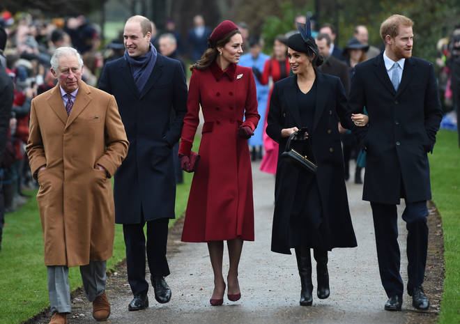 Meghan Markle and Prince Harry will also be reunited with Prince William and Kate Middleton for the Commonwealth Service at Westminster Abbey