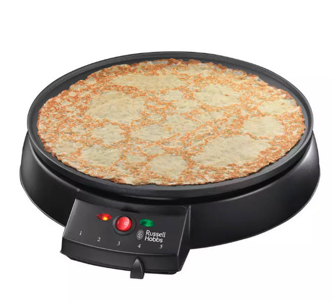 Crepe maker from Russell Hobbs