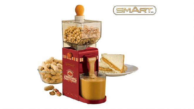 Peanut Butter Maker from Amazon