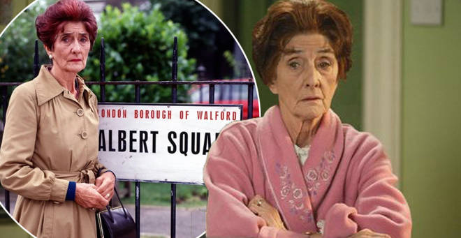 June Brown has quit EastEnders after 35 years