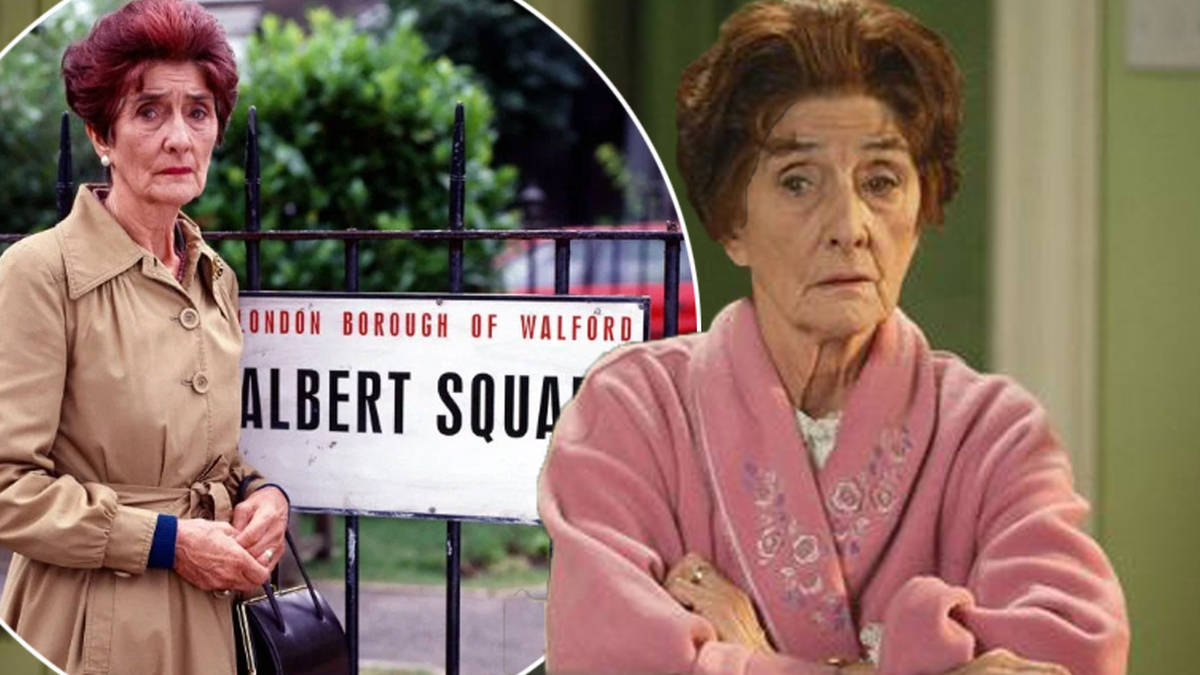 EastEnders legend June Brown, 93, quits after 35 years playing Dot Cotton