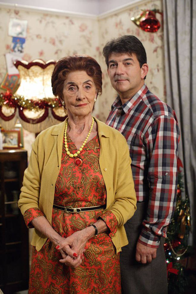 Dot Cotton killed son Nick in EastEnders' 30th anniversary special