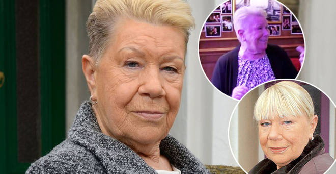 Mo Harris' real age was revealed on EastEnders