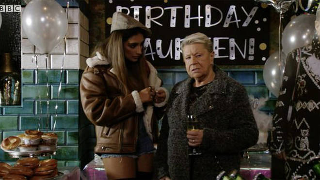 Big Mo's age has baffled EastEnders fans