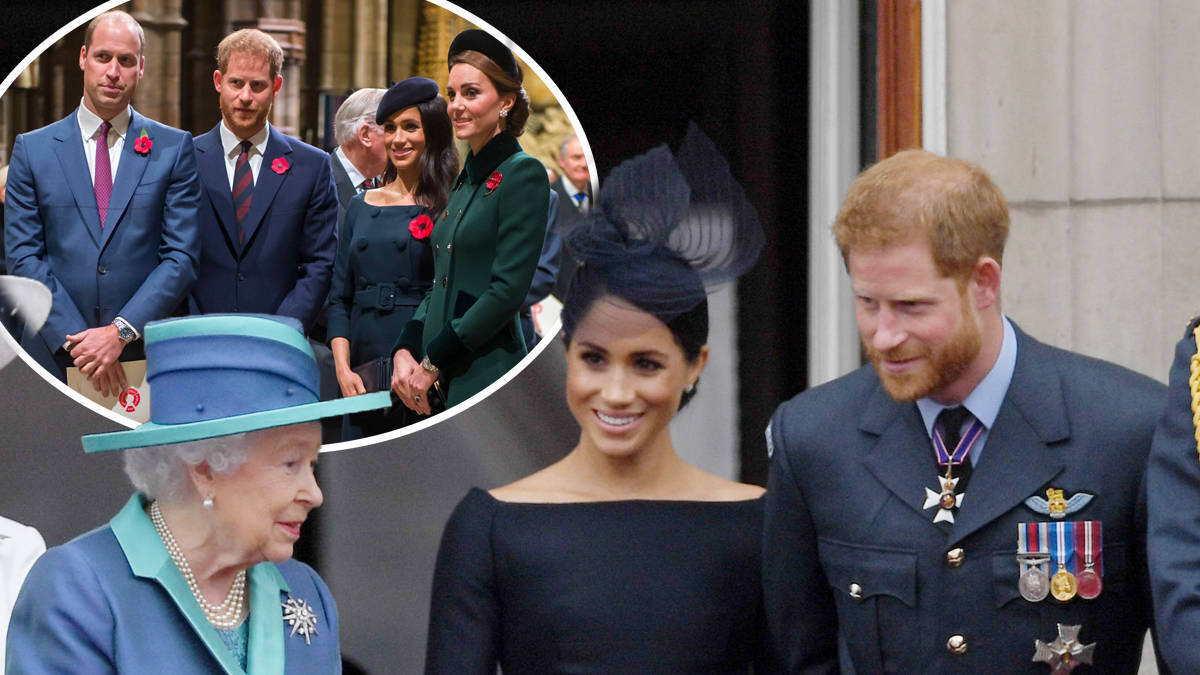 Meghan Markle and Prince Harry to reunite with Prince William, Kate Middleton and the rest of the royals for engagement next month
