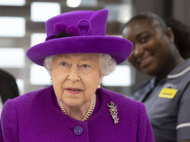 The Queen has said she supports Prince Harry and Meghan Markle in their new lives
