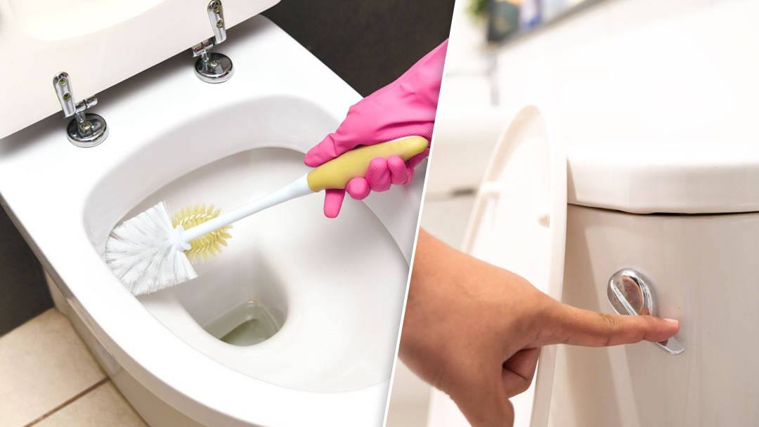 Mrs Hinch follower's 'weird ' toilet brush cleaning hack sparks debate amongst fans
