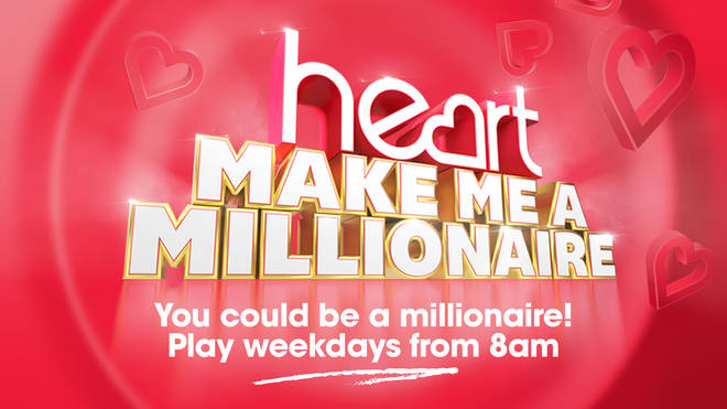 Could you be our £1,000,000 winner?