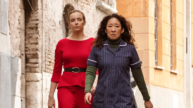 Killing Eve season two ended with a huge cliffhanger