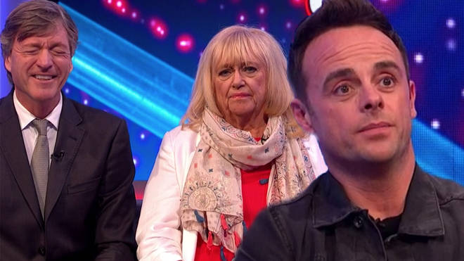 Richard Madeley joked with Ant McPartlin having a 'personal breakdown'