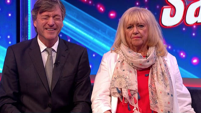 Richard and Judy had stepped in for Holly and Phil who are currently on half term