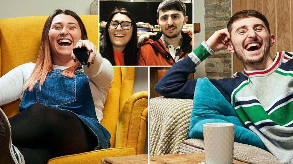 Who are Gogglebox brother and sister Sophie and Pete Sandiford?