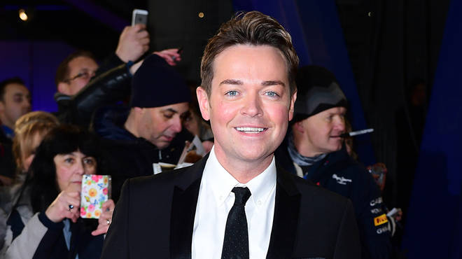 Stephen Mulhern is back on Saturday Night Takeaway alongside Ant and Dec