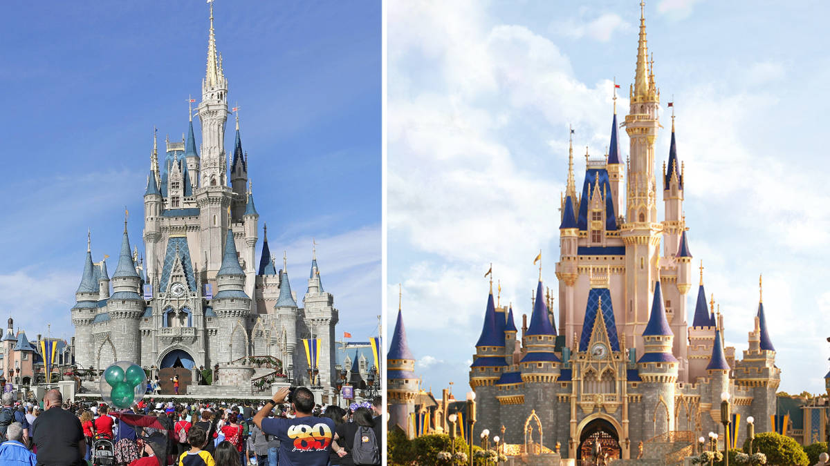 Walt Disney World's iconic Cinderella Castle to undergo stunning makeover