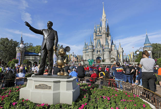 Cinderella's Castle will get a new lick of paint and some special details added