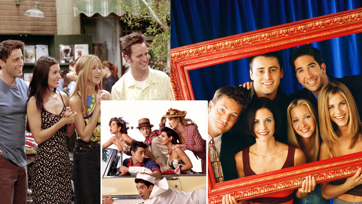 Jennifer Aniston finally confirms Friends is returning