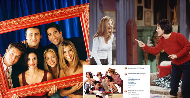 A Friends reunion is finally happening