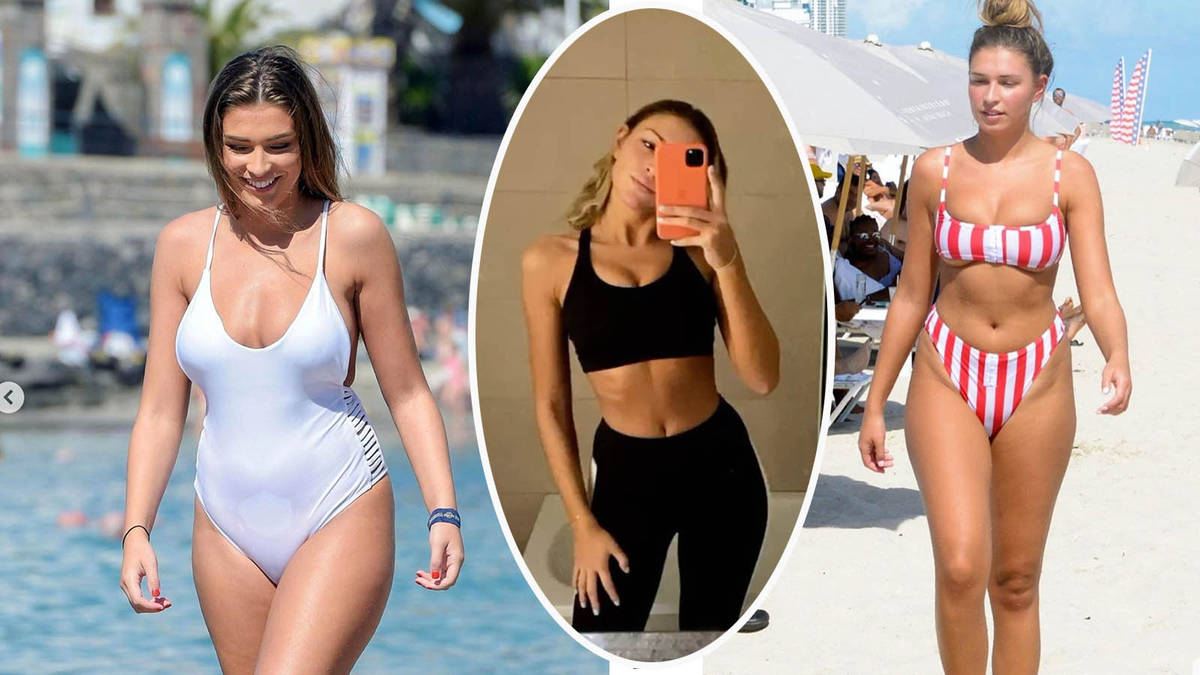 Love Island's Zara McDermott hits back after trolls question her weight loss