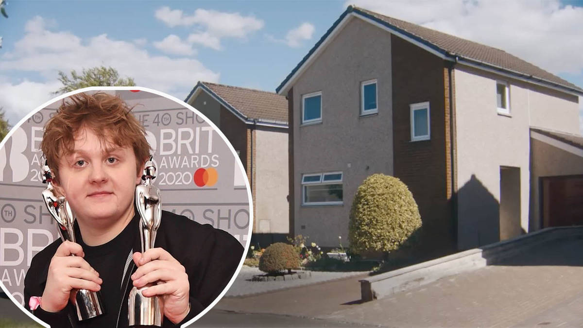 Inside Lewis Capaldi's home - which superstar shares with his mum and dad and sleeps in his childhood bedroom