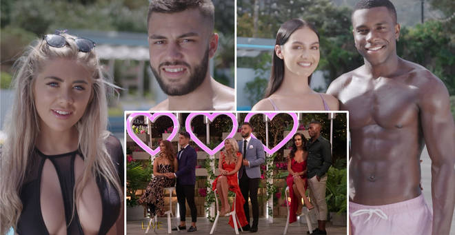 The Love Island winners were crowned tonight