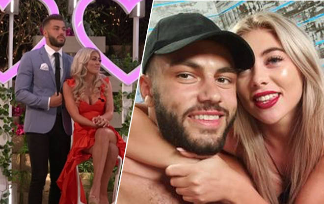 The gorgeous couple have been announced as the winners