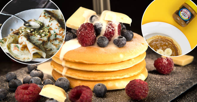 The best Pancake Day toppings