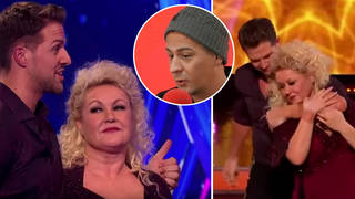 Dancing On Ice's Matt Evers has defended Lisa George