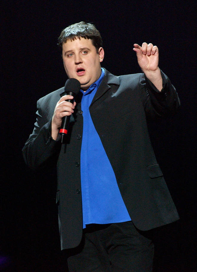 Peter Kay said he's never had as much fun as when he's been filming Dance for Life