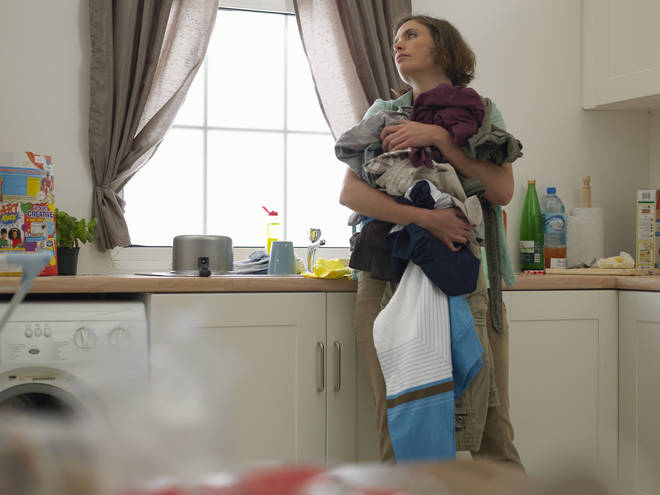 Being a stay-at-home mum is a 24-hour job