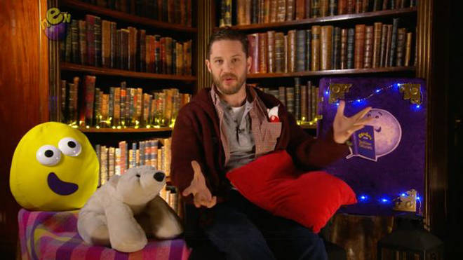 The company was inspired by Tom Hardy's success doing CBeebies Bedtime stories