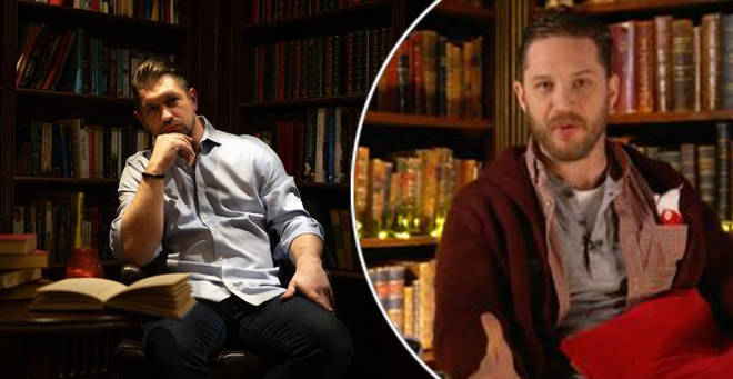 You can now hire a Tom Hardy lookalike to teach your child to read